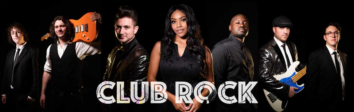 Club Rock Promo Photo